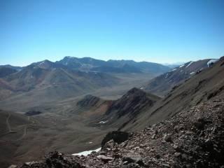 Los Azules. San Juan Province, Argentina