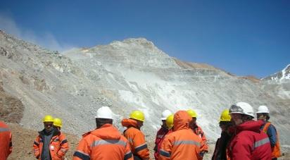 Veladero Mine. San Juan Province, Argentina