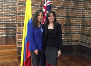 Colombia's Independence Day 2016, Sydney