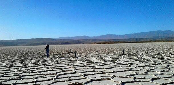 Pastos Grandes Project. Salta Province, Argentina.