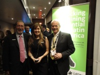 Launch Latin Exploration 2011 at PDAC