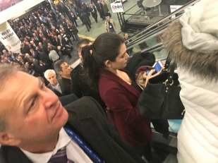 PDAC 2017 Escalator