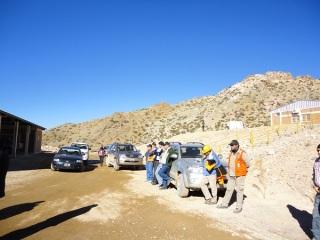 Casposo Mine. San Juan Province, Argentina
