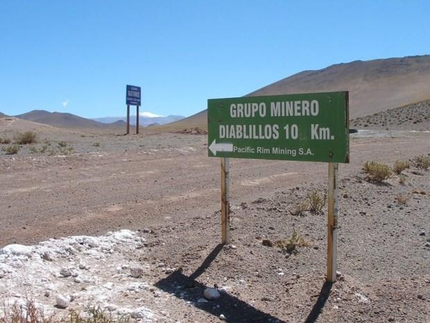 Diablillos project. Salta Province, Argentina