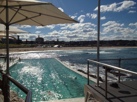 bondi from icebergs